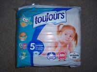 Toujours Nappies for Sale