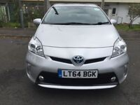 TOYOTA PRIUS FOR RENT/HIRE £130 P/W