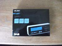 Bush Portable DAB Radio