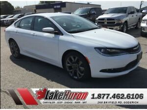 2016 Chrysler 200 S AWD *REMOTE START, BACK UP CAMERA*