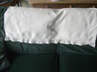 Antimacassar / Sofa and Chair Backs