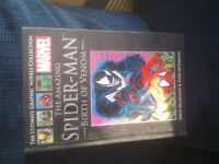 The Ultimate Graphic Novels Collection Marvel - The Amazing Spder-Man - Birth of Venom Volume 9