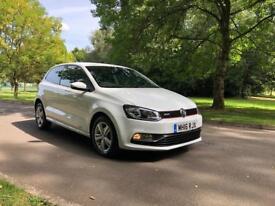 2016 Volkswagen Polo 1.2 TSI Match DSG