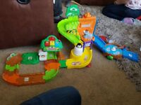Vtech toot-toot drivers animal safari park