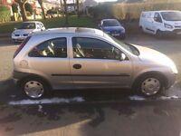 Vauxhall Corsa comfort, 2001,