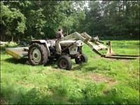 Tractor David brown 995