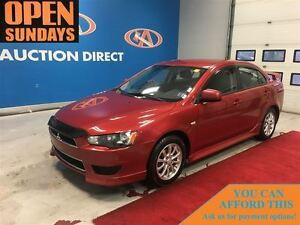 2013 Mitsubishi Lancer SE AWC AWD! FINANCE NOW!