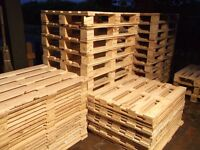 WOODEN PALLET TOPS - EXCELLENT USED CONDITION
