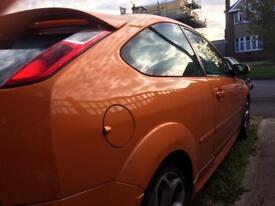 Focus ST 225 Orange 3DR