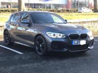 2017 (Mar 17) BMW 1.5 118i M SPORT - Hatchback 5 Doors - AUTO - Petrol - GREY *NEW/HUGE SPEC/SH*