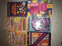 8 Jacqueline Wilson Books!!