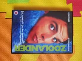 Zoolander dvd