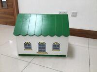 House shaped toybox / storage box