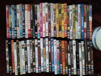 200 movie / film DVDs bundle - all photographed/listed - bargain joblot!