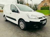 *NO VAT* 2013 CITROEN BERLINGO 625 LX HDI JUST SERVICED TWO OWNERS EXCELLENT CONDITION