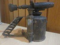 Antique Bladon Petrol Blow Lamp