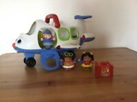 Fisher-Price Airplane with little people