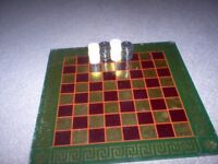 Draught Board Game,