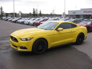 2015 Ford Mustang GT|Manual|Leather|Backup CAM