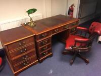 Vintage Office Desk set