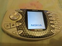 Nokia N-Gage Game Deck - Silver (Unlocked )