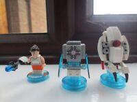 Lego Dimensions Portal 2 level pack