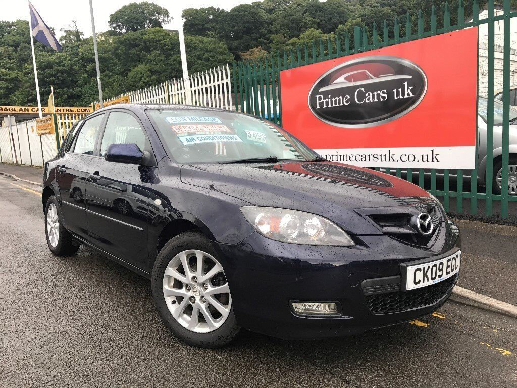 2009 (09 reg) Mazda 3 1.6 Takara Hatchback 5dr Hatchback Petrol 5 Speed  Manual