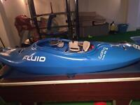 Fluid spice kayak - Large