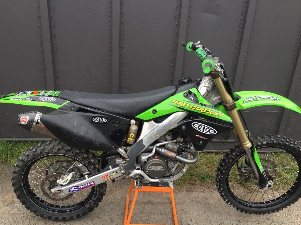 2008 kawasaki kxf 250 pro circuit edition in worcester. Black Bedroom Furniture Sets. Home Design Ideas