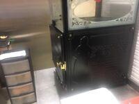Victorian Jacket Potato Oven
