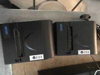 EPOS TILL SYSTEM, CASH DRAWER & TWO PRINTERS