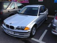 BMW 318 SE Automatic Silver 12 Months MOT £895