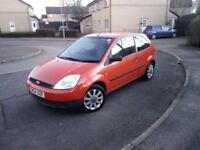 Fird fiesta 54reg 1.2cc £650 full years mot