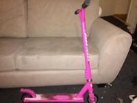 Tornado 360 stunt scooter (pink)