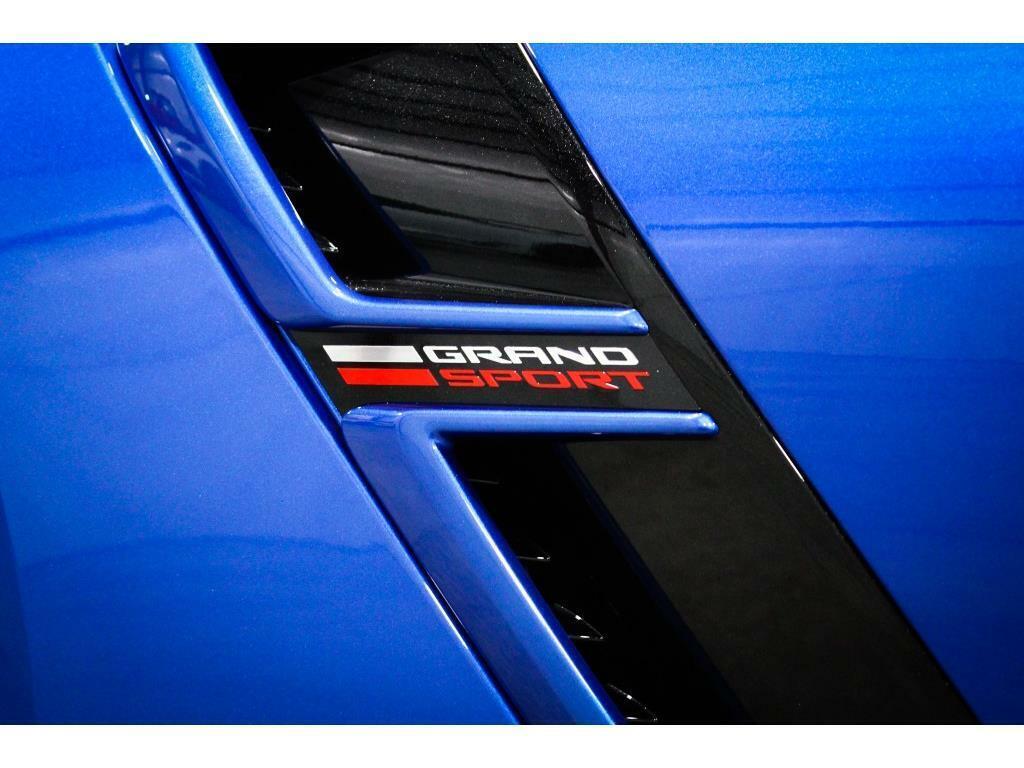 2019 Blue Chevrolet Corvette Grand Sport 2LT   C7 Corvette Photo 10