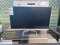 """27"""" HP IPS monitor with audio (spares and repairs) (RRP ~£189)"""