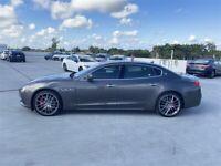 Miniature 9 Voiture Européenne d'occasion Maserati Quattroporte 2017