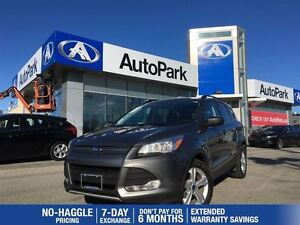 2014 Ford Escape SE/BLUETOOTH/LEATHER/REARVIEW CAM/ALLOYS