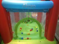 Airpro tech bouncy castle