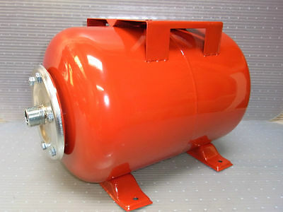 24 l Druckkessel Druckbehälter Pumpe Membrankessel Hauswasserwerk Neu !!
