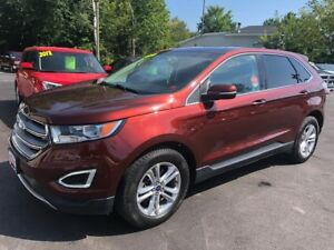 2016 Ford Edge SEL AWD NAVAGATION