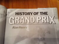 "history of the ""grand prix"" motor sport explained and illustrated"