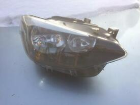 BMW 1 Series F20 headlight