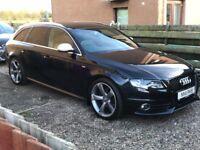 Audi a4 2.0tdi sline avant