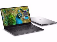 Dell XPS 13 9350 Laptop, 6th Gen i7 6500U, QHD+ (3200 x 1800), 256GB SSD, 8GB