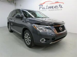 2013 Nissan Pathfinder 4WD,CUIR,TOIT OUVRANT,7 PASSAGERS