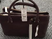 Jasper Conrad Leather Bag