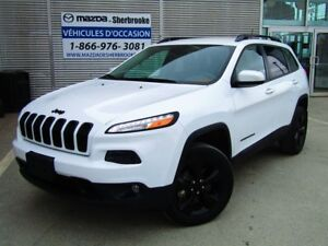 2015 Jeep Cherokee North LATITUDE AWD V6  18975KM