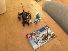 Lego super heroes set 76000