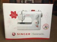 Singer Serenade 2250 Electric Sewing Machine: 70W, 10 x Stitches - White (BRAND NEW)